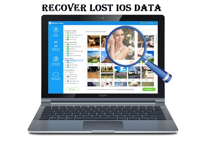 Recover Lost iOS Data