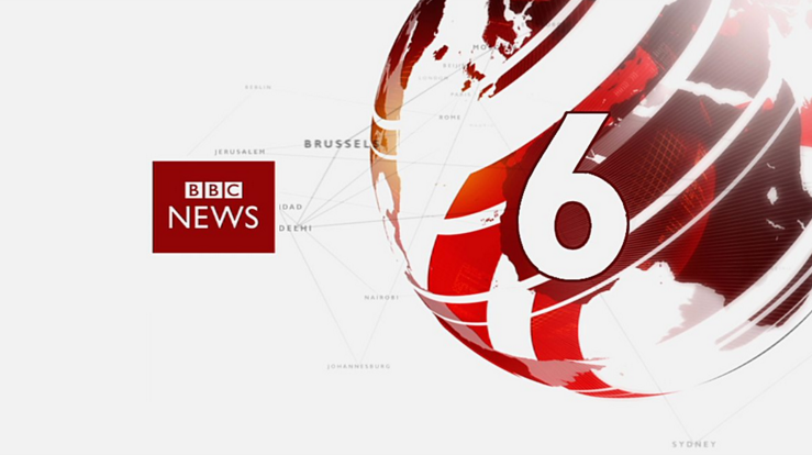 Bbc News Update: Is The BBC Biased?: Keeping Tabs On BBC One's News At Six