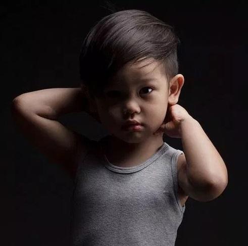 foto rambut pendek anak laki laki 5 tahun