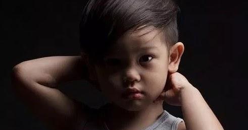 Gaya Terbaru Model Rambut Anak Dua Tahun