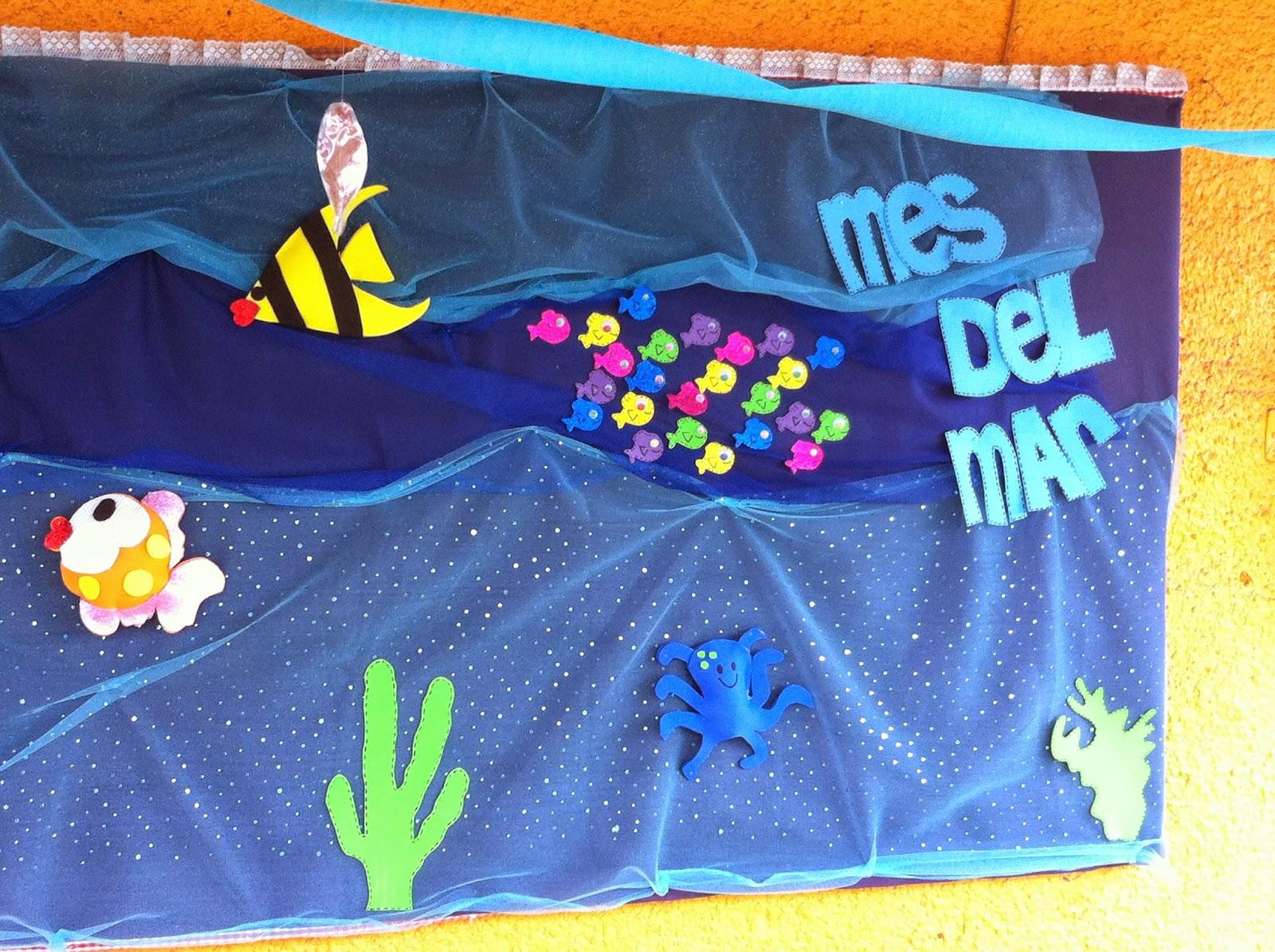 Jard n infantil un mundo de amor muestra de decoraci n for Decoracion verano para jardin infantil