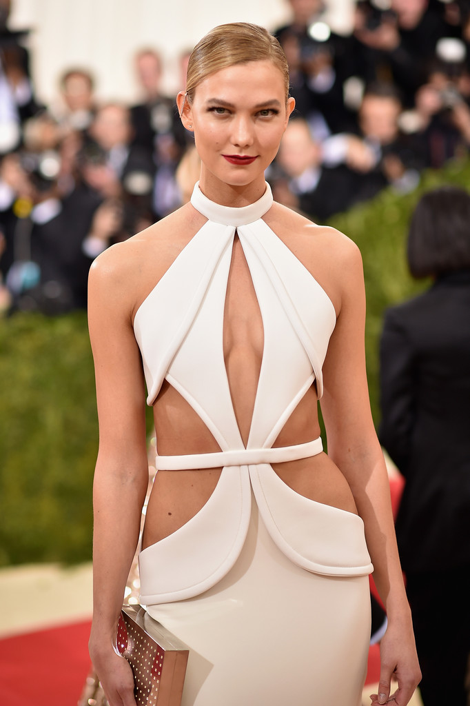 All of the Model Arrivals at the 2016 MET Gala