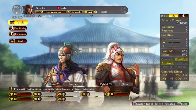 Romance of the Three.Kingdoms 13 Fame and Strategy Expansion Pack