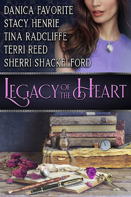 Heidi Reads... Legacy of the Heart by Danica Favorite, Stacy Henrie, Tina Radcliffe, Terri Reed & Sherri Shackelford