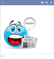 News smiley