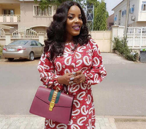 empress njamah gucci bag