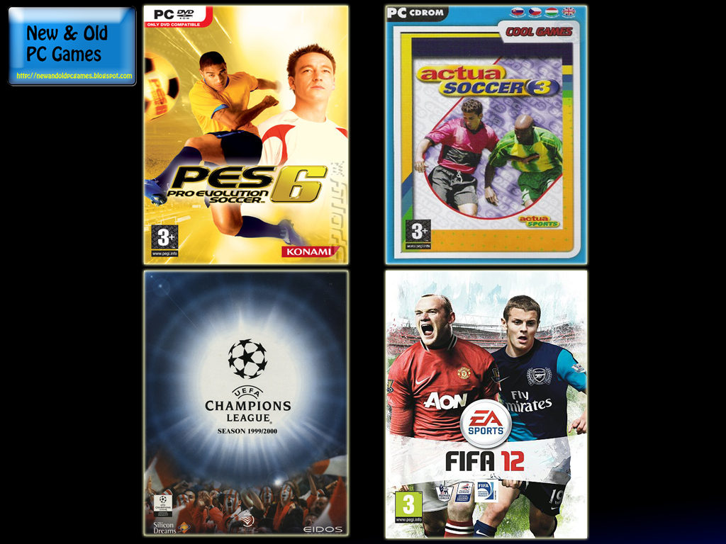 History of Games: The story about soccer games
