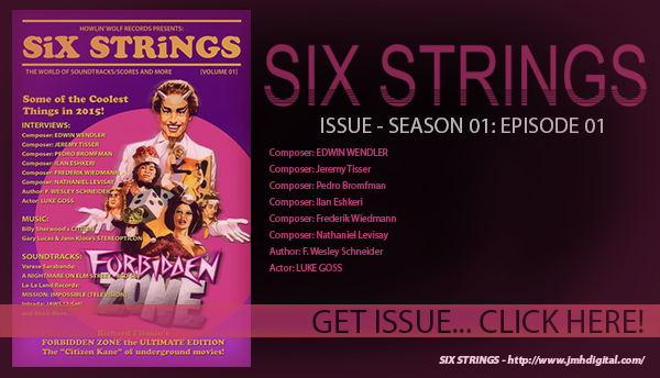Six Strings - Issue 1 [2016]