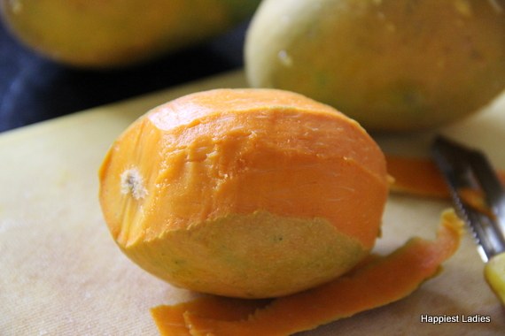 easy mango recipes of India