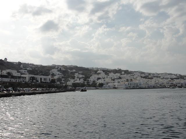 Mykonos, Grécia.