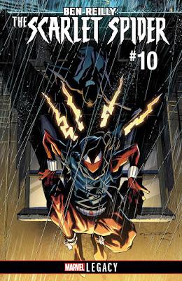 Scarlet Spider #10