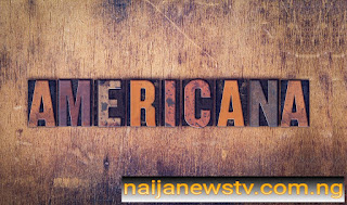 Americana Written by Obidike .C. Michael