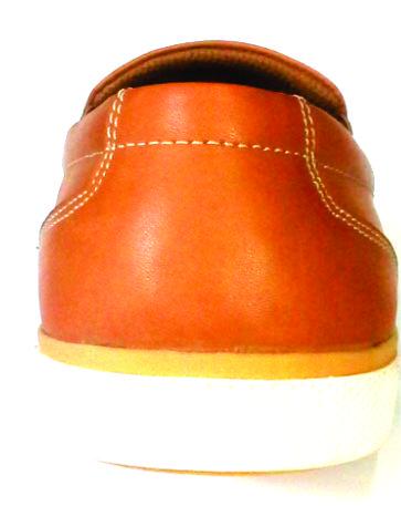 sepatu pria casual warna brown