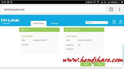 Cara Mudah Setting WiFi Range Extender TP-LINK TL WA850RE atau WA854RE