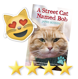 A book review on the amazingly written, true story of James Bowen's life on the streets and how Bob changed everything!