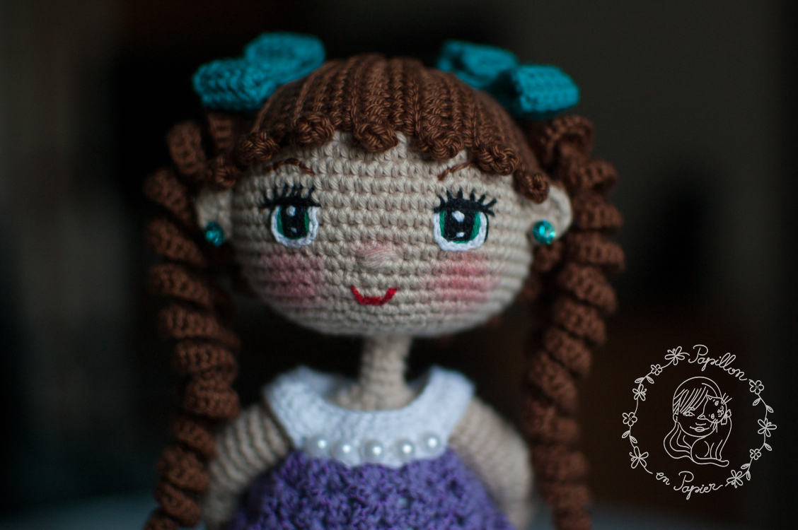 Crochet Eyes Tutorial - An Alternative To Plastic Safety Eyes ... | 750x1128