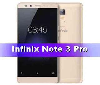 harga Infinix Note 3 Pro