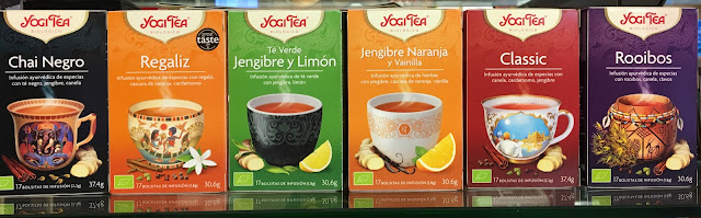 Te e infusiones YOGI TEA