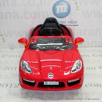 Mobil Mainan Aki Pliko PK1858N Sports Car