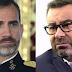 Jorge Javier Vázquez contra el rey Felipe VI