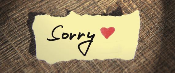 الطريقة الأكثر فاعلية في الاعتذار بطريقة علمية