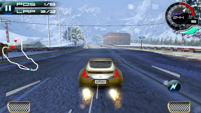 The Old Game Asphalt 5 For Android Apk Data All Resolution