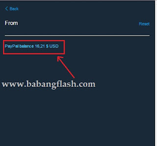 Berbagi info cara mencairkan uang dari paypal ke rekening bank,withdraw paypal tanpa verifikasi,cara mengambil duit dollar dari paypal ke rekening bank lokal