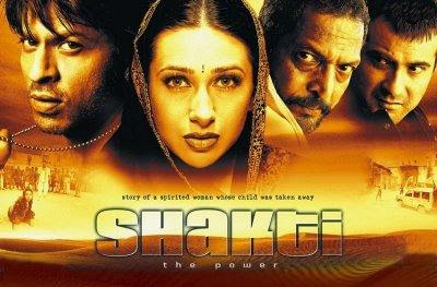 Poster Of Bollywood Movie Shakthi (2002) 300MB Compressed Small Size Pc Movie Free Download worldfree4u.com