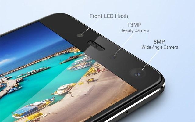 Infinix S2 Pro Mobile camera