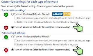 Step 4 Cara Mematikan Firewall Di Windows 10