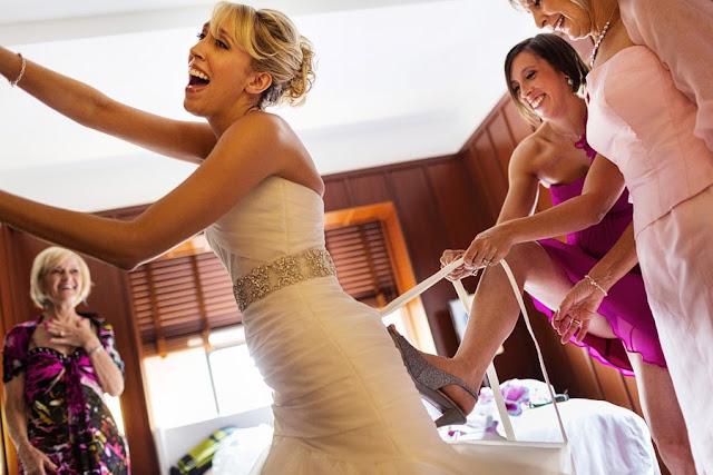 Mensagens divertidas para padrinhos de casamento