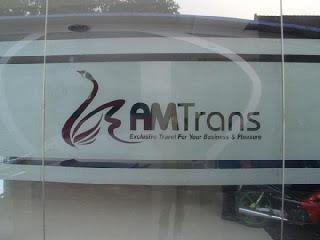 stiker kaca pintu logo kantor
