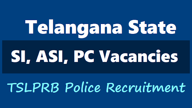 ts si posts,ts police constable posts vacancies,ts police recruitment 2018,Telangana Police Constable SI recruitment,rsi,sub inspector,ar civil pto si posts
