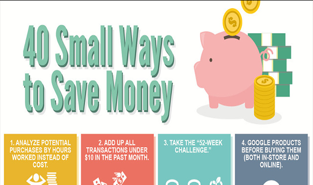 Here's How You Can Easily Save Money This Year
