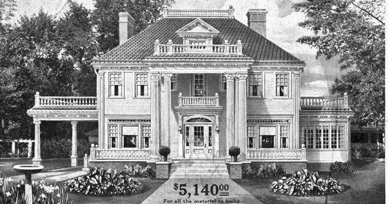 Origins Of The Sears Magnolia