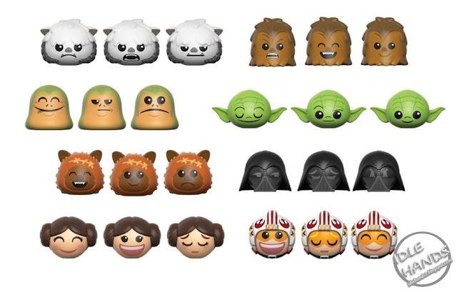 Toy Fair 2017 Funko Star Wars MyMojis