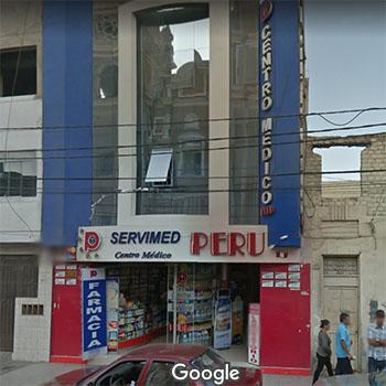 Servimed Perú SAC- Chiclayo