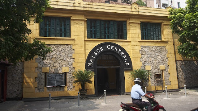 The infamous historical prison in Vietnam