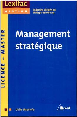 Télécharger Livre Gratuit Management stratégique pdf