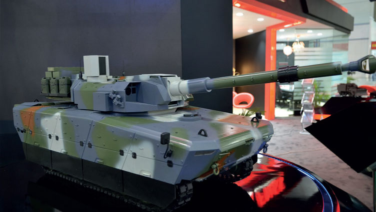 Tank Medium Buatan Indonesia-Turki
