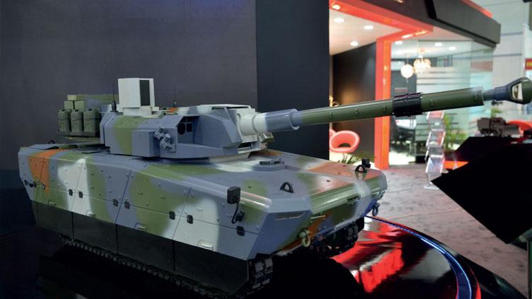 Tank Medium Buatan Indonesia-Turki