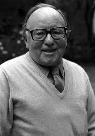 El escritor Augusto Monterroso (1921-2003)