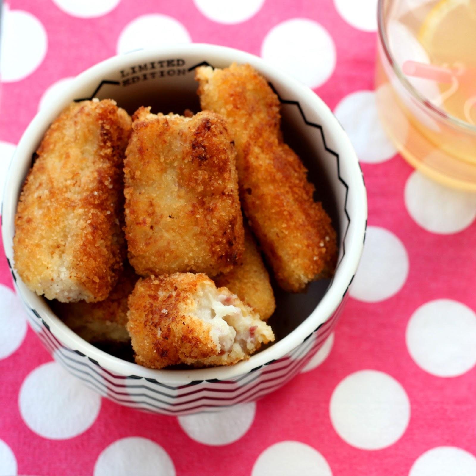 Croquette De Jambon Au Four comme une envie de : croquette de jambon serrano