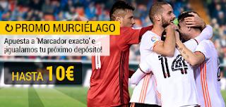 bwin promocion Barcelona vs Valencia Marcador exacto 19 marzo
