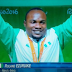 Wow! Nigerian Paralympian Rolland Ezuruike wins gold in weightlifting...