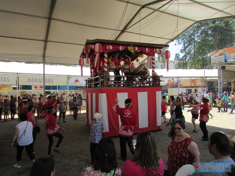 Festa Flores e Morangos de Atibaia