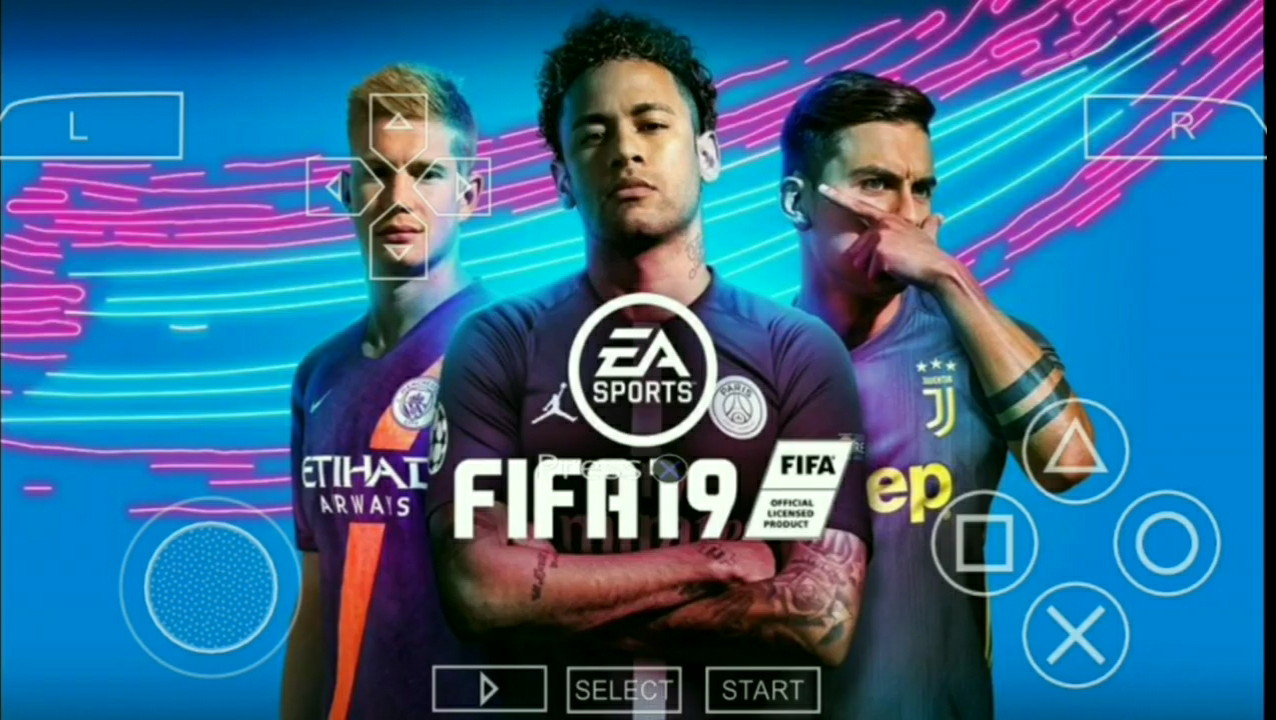FIFA 2019 ISO PPSSPP UPDATE TRANSFER PEMAIN TERBARU FOR ANDROID