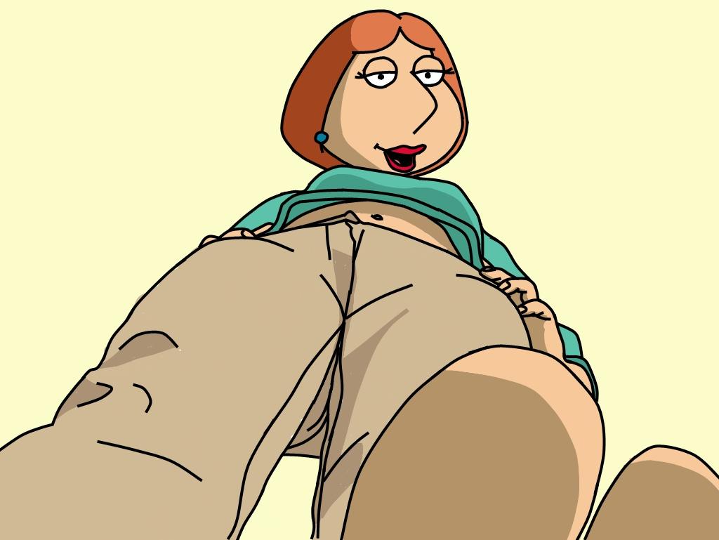 Nackt meg griffin Meg Griffin