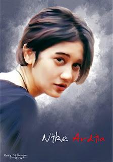 Biografi Nike Ardila Dalam Bahasa Sunda