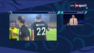 مباراة الأهلى المصري والفيصلى الأردنى